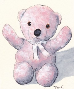 """Bear"" for Robyn"