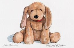 """""""Puppy Doggy"""" for Brayden"""