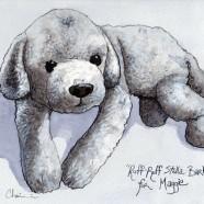 """""""Ruff-Ruff Stella Barkley"""" for Maggie"""