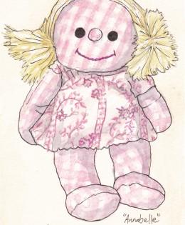 """Annabelle"" for Nicole"