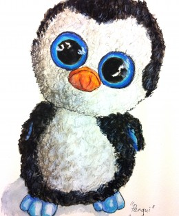 """Pengui"" for Marlowe"