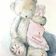 """Bao-Bao Bear"" for Juliet"