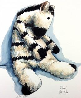 """Zebra"" for Talia"